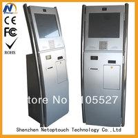touch screen bill acceptor payment Kiosks