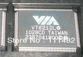 Free  shipping  10PCS /  LOT  X   Original  VT6212L