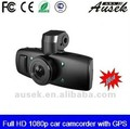 "New 100% original Full HD 1080P 30FPS similar GS1000 1.5"" LCD Car DVR Recorder G-sensor  4 IR light  free shipping X9"