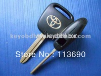 Toyota 1 hole on side Car Key Blank Shell