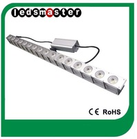 Waterproof 110w LED 90 degree flood Strip Light repalcing 500w conventional light 130lm/w