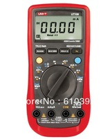 UNI-T UT-109 UT109 Digital Multimeter Handheld volt Amp Ohm Temp tester Capacitance handheld Automotive Multimeters