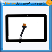Free Shipping New Touch Screen Digitizer for Samsung P7501 Digitizer Black with samsung logo