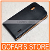 For LG Nexus 4 E960 Magnetic Flip Leather Case,Top quality