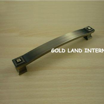 160mm Free shipping zinc alloy  wardrobe cupboard door furniture handle