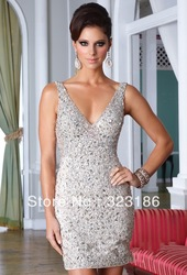2013 Free Shipping Sexy Design Fully crystal Hand sewing Wholesale Cocktail Gowns and Dresses Prom for Girls(China (Mainland))