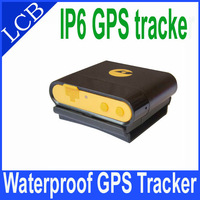 Free shipping  2012 New arrival mini Waterproof GPS motorcycle/kids/pets tracker/tracking/navigator device
