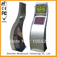 Netoptouch Dual Touch screen Kiosk