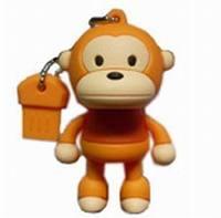 M25 Wholesale Cartoon Cheap Enough 1GB 2GB 4GB 8GB 16GB 32GB 64GBUSB 2.0 Flash Memory Stick Drive U Disk Festival Christmas Gift