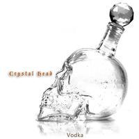 Crystal Head Vodka Skull Bottle 330ml (2 pieces / lot )