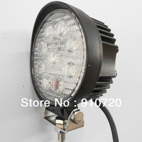 "30"" 27W Epsitar LEDs Waterproof IP67 DC 10-30V 6000K Working Light 2PCs/lot CDD05-30D"