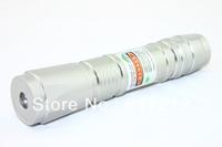 Free shipping 532nm 1000mW High power green beam laser pointer flashlight Torch