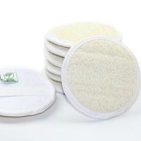 Hot Sale Natural Facial Loofah Loofa Bath Spa Sponge Bath Brushes Free Shipping Dropship Wholesale