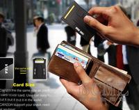 Idea portable cassette razor 3 mm ultra-thin outdoor travel male head