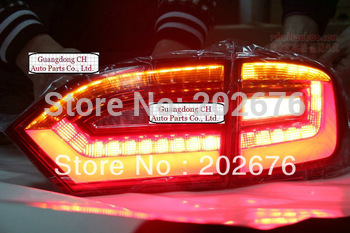 FREE SHIPPING , 2012 VOLKSWAGEN SAGITAR LED AUTO CAR TAIL LIGHT/ BACKLAMP BACKLIGHT ASSEMBLY