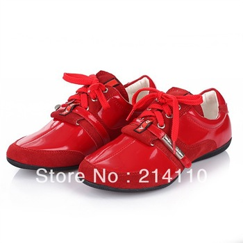 Hot Selling! Free Shipping 2013 Women's Sneakers Genuine Leather Shoes, Ankle Boots,Ladies' Sport Shoes