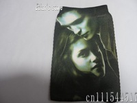 Free Shipping  Romantic Twilight  mobile cotton pouch /socks  Phone/Mp4 holders for lovers