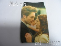 Free Shipping girls  Twilight  mobile phone pouch /socks Mp3/4 holders For collection
