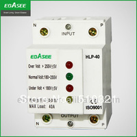 EBS1P 40A Over / under voltage protection