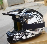 Beon cross-country helmet T - 13 cross-country helmet send goggle