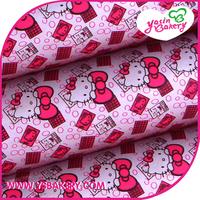 FREE SHIPPING  Hello Kitty Printing Chocolate Transfer Sheets Wholesale