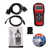 DHL Free Shipping 2012 Newest Autel pro MD801 maxidiag 4 in 1 scan tool MD 801 scanner(JP701 + EU702 + US703 + FR704)