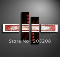 100% Handpainted High End Huge Abstract Canvas Oil Painting Art Wall Ornament-by3