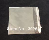 FREE SHIPPING 50PCS Clear Self Adhesive Seal Plastic Opp Bags 16cm #22598