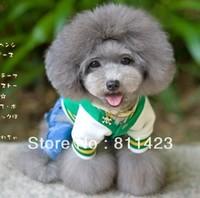 Pet dog clothes dog clothes autumn and winter teddy vip bo baseball jacket