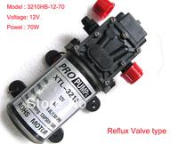 Free shipping,Mini electric diaphragm pump DC12V ,water pump,eflux pump.model:3210HB-12-70,