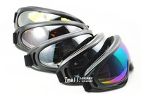 Top Popular Airsoft X400 Wind Dust Protection Goggle Glasses (5 colors Lens)