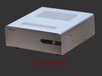 Htpc Mini itx Box Desktop chassis aluminum computer case htpc computer case