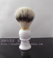Manual shaving quality soft bristle pogonotomy cleaning brush shaving brush