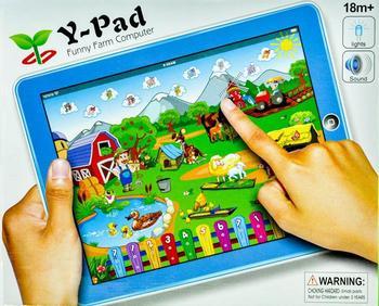 Y-pad Table Farm English Learning Machine/ Y-PAD Farm Educational Toy for Children, School Season Begins Soon!