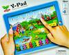 Free Shipping Y-pad Table Farm English Learning Machine/ Y-PAD Farm Educational Toy for Children, School Season Begins Soon!