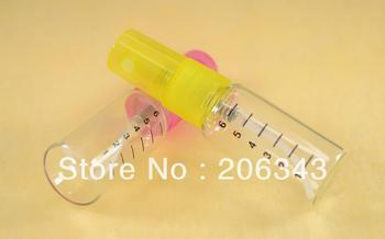 6ML  perfume spray  glass  bottle used for perfume,packaging or pefume sprayer