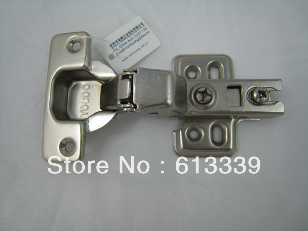 YD-602 Inset hydraulic kitchen cabinet soft close hinges(China (Mainland))