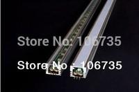 Fedex free shipping MOQ10m wholesale LED strip profile aluminum (hxw) 12 x 16 mm deep Flush Mount Aluminum LED Profile Housing