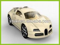 car model mini novelty Car Shaped Speaker MP3 Player Music Box TF/Micro SD Card + FM Radio Portable Folding Speakervv