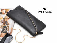 Free shipping!2013 evening bag  Solid color personalized brief chain bag  day clutch small women's messenger bag