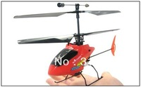 Cheapest!Nine Eagles Free Spirit Micro mini  NE 210A SOLO 4CH Mini 2.4G RC Helicopter RTF (Red) with low shipping fee