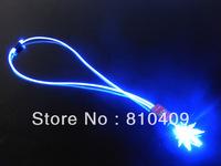 hot sale fashionable led gift/led flashing gift  necklace freeshipping