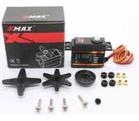 EMAX  ES9207 (ES20A)  Analog Servo 0.0 6sec Plastics Gear + Free Shipping