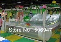 electric indoor playground equipment - Inflatable slide
