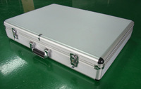 Free shipping: Portable aluminum case for PTZ-3&F90 or PT-3&F88  control system