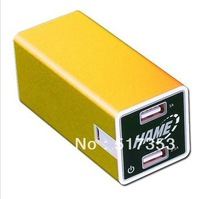 A9 10400 mah large capacity mobile power supply suitable for golden apple iPad, iPhone, samsung S3, HTC    durable
