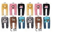 Wholesale Boys Girls Baby Legging Tights Leg Warmer Socks Pants PP Pants 5PCS / lot