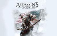 "023 ART PRINT Assassins Creed 3 iii ezio hot tv video Game 38"" x 24"" inch poster cloth"