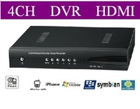 Security 4CH H.264 FUll D1 960H Real-time Recording 1080P HDMI Network CCTV DVR