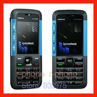 Original Cell Phone Nokia 5310 XpressMusic Unlocked Blue/Black